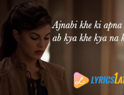 Yaara Re by KK – [Roy]