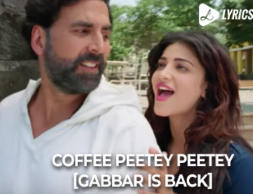 Coffee Peetey Peetey by Dev Negi, Paroma Das Gupta – [Gabbar Is Back]